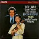 Bach - Double Violin Concerti / Vivaldi - Double Violin Concerti - midori CD 1986 BMG Direct mint