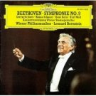 Beethoven Symphony No. 9 - G. Jones, Schwarz, Kollo, Moll - Bernstein CD DG polydor mint