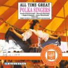 all time great polka singers - various artists CD 1993 kielbasa brand new