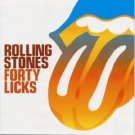 rolling stones - forty licks CD 2-discs 2002 ABKCO virgin used mint