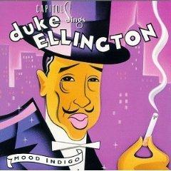 capitol sings duke ellington - mood indigo CD 1994 capitol BMG Direct new