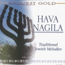 hava nagila - traditional jewish melodies CD 1995 madacy made in canada new