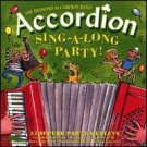 diamond accordion band - accordion sing-a-long party CD 1995 emporio music collection brand new