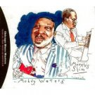 chicago blues masters - muddy waters and memphis slim CD 1995 capitol used mint