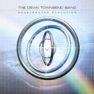 devin townsend - accelerated evolution CD 2-discs 2003 inside out spv used mint