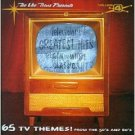 television's greatest hits v.4 - black & white classics CD 1996 TVT used mint