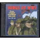 songs of WWI from original recordings 1914 - 1926 CD 2-discs 1997 take two records used mint