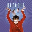 alegria the movie soundtrack - cirque du soleil CD 1999 RCA used mint