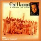 fred hammond & radical for christ - inner court CD 1995 benson new