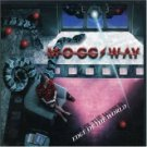 mogg / way - edge of the world CD 1997 shrapnel roadrunner made in japan used mint