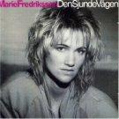 marie fredriksson - den sjunde vagen CD 1986 EMI used mint