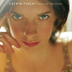 catrin finch - crossing the stone CD 2003 sony used mint