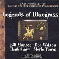 legends of bluegrass gold collection GOLD CD 2-disc box 2001 dejavu retro EEC import mint