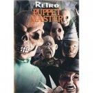 retro puppet master DVD 1999 full moon used mint