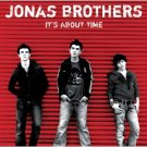 jonas brothers - it's about time CD 2006 sony used mint