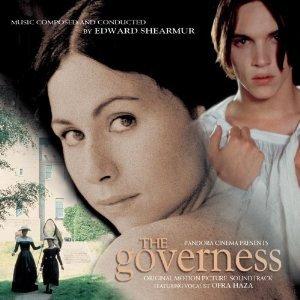 governess - original motion picture soundtrack - edward shearmur CD 1998 sony mint
