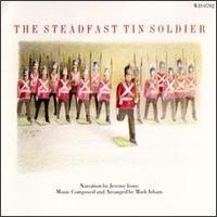 mark isham & jeremy irons - steadfast tin soldier CD 1987 rabbit ears windham hill used mint