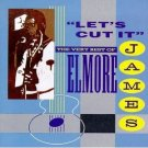 elmore james - let's cut it: the very best of elmore james CD 1991 virgin flair used mint