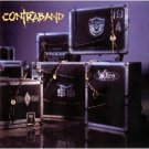 contraband - contraband CD 1991 impact used mint