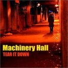machinery hall - tear it down CD 2000 rockbox used mint