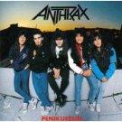 anthrax - penikufesin CD 1989 island made in germany 6 tracks used mint