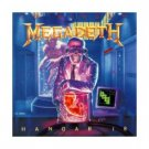 megadeth - hangar 18 CD single 1990 capitol 4 tracks used mint