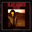 black sabbath featuring tony iommi - seventh star CD 1986 castle UK used mint