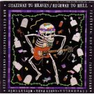 stairway to heaven highway to hell - various artists CD polygram BMG Direct used mint