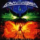 gammaray - to the metal! CD victor japan 12 tracks used mint