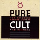Cult - pure cult The Best of the Cult For Rockers Ravers Lovers and Sinners CD 1993 polygram mint