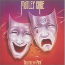 motley crue - theatre of pain CD 1985 elektra BMG Direct 10 tracks used mint