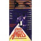 fallen angels - Laura Dern, Alan Rickman, James Woods VHS 1993 polygram used VG