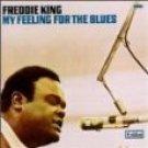 freddie king - my feeling for the blues CD 1970 1992 atlantic used mint