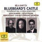 bela bartok - bluebeard's castle CD 1998 deutsche grammophon polygram used mint