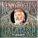 kenny rogers - 20 greatest hits CD 1983 EMI liberty used mint