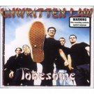 unwritten law - lonesome CD ep 1998 import interscope rapido 5 tracks used mint