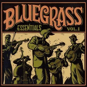 bluegrass essentials vol.1 - various artists CD 1998 hip-o universal - used mint