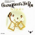 gladys knight & the pips - imagination CD 1997 right stuff BMG buddah used mint