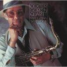dexter gordon quartet - manhattan symphonie CD 2005 sony BMG used mint
