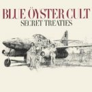 blue oyster cult - secret treaties CD 2001 sony legacy 13 tracks used mint