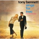 tony bennett sings for two - ralph sharon at the piano CD sony 13 tracks used mint