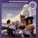 dave brubeck quartet - jazz impressions of eurasia CD 1992 sony brand new