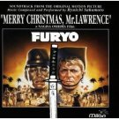 merry chrsitmas mr. lawrence - soundtrack CD 1983 1994 milan made in korea used mint