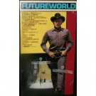 futureworld - yul brynner VHS 1976 warner home video 104 mins color used mint