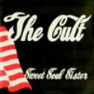 the cult - sweet soul sister CD 2-discs in double mini jacket 1990 beggars banquet UK 6 tracks mint
