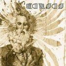 kansas - self-titled CD 2-disc set 1994 sony epic used mint