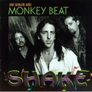 jim suhler and monkey beat - shake CD 1995 lucky seven records used mint