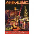 animusic - computer animation video album DVD 2001 animusic new factory sealed