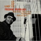 freddie hubbard - goin' up CD 1997 blue note limited edition new factory sealed