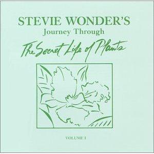 stevie wonder - journey through the secret life of plants vol.1 & 2 CD 2-discs 1979 motown used mint
